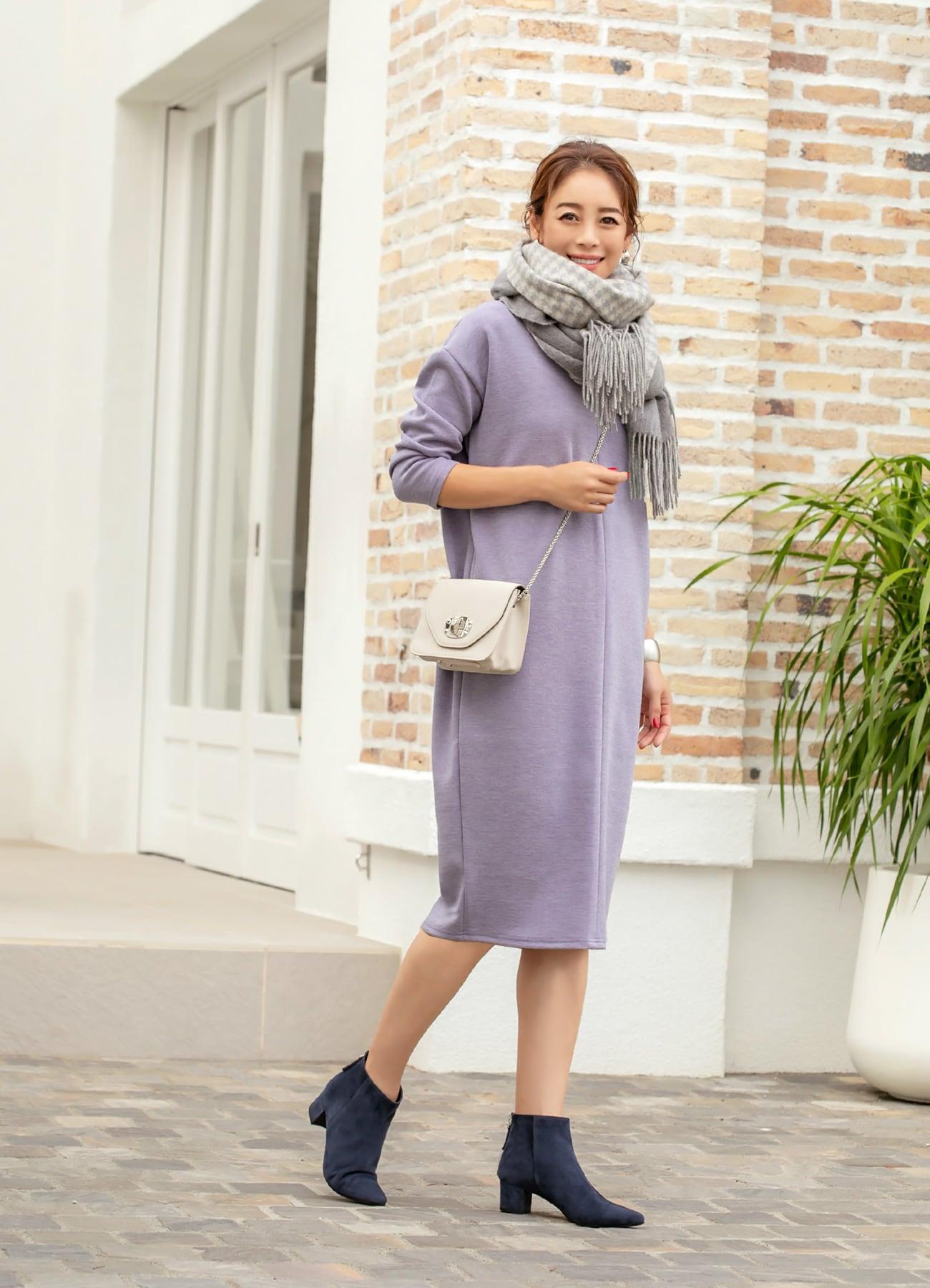 2019,20秋冬】50代おすすめファッションコーデとトレンドカラー